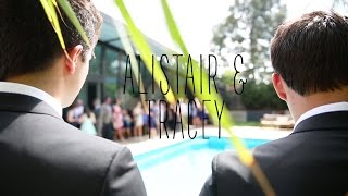 Tracey + Al - I may be a little bias, but this was one very unique and special wedding!