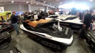 10. 2014 Sea-Doo GTX-S Jet Ski Personal Watercraft
