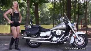 6. Used 2005 Kawasaki Vulcan 1600 Classic Motorcycles for sale in Tallahassee