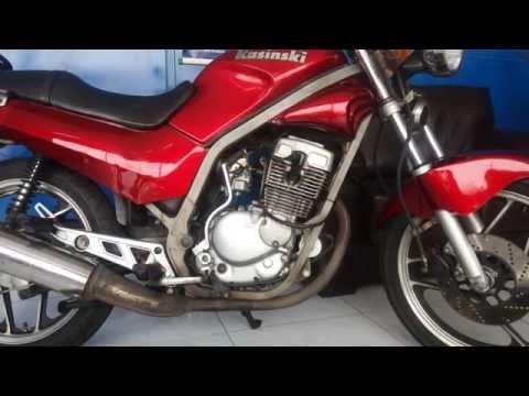 LR Motos - Resgate de Moto da Kasinski GF 125 Vermelha - 7486