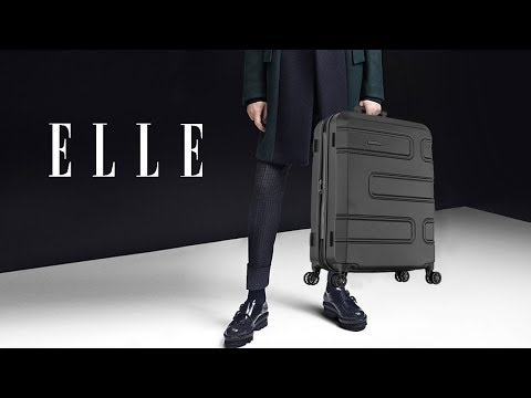 [REVIEWS] Vali kéo ELLE EL31192 | LUG.vn