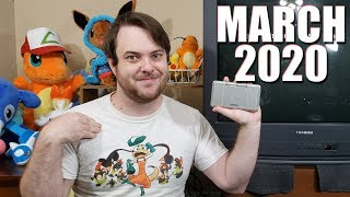 March 2020 Video Game Pickups by SkulShurtugalTCG