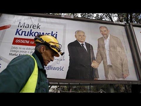 Πολωνία: Διεργασίες για κυβέρνηση συνεργασίας, εν αναμονή των εκλογικών αποτελεσμάτων