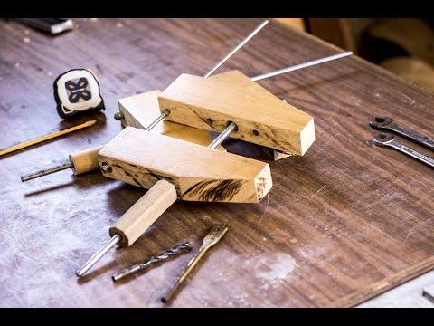 I nostri Morsetti di legno - Our Wood Clamps