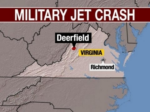 Virginia - The pilot of an F-15 jet that crashed in remote Virginia mountains was killed, military officials said, bringing to a sad end an exhaustive two-day search involving more than 100 local, state...