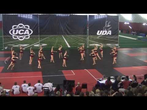 University of Wisconsin-Madison Dance Highlights UDA Camp 2013