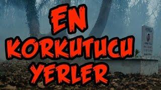 Issız Cuma Mezarlığı - Türkiye'deki En Korkutucu Yerler