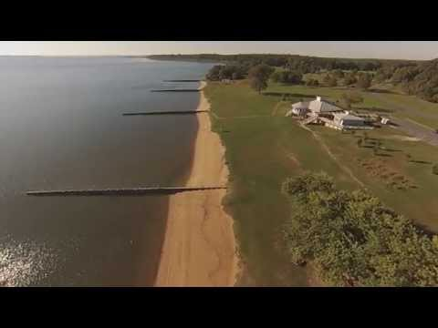 Middle River Drone Video