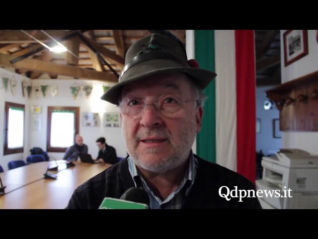 """Gli """"alpini 2.0"""" presentano il nuovo sito web aspettando l'adunata nazionale del Piave"""