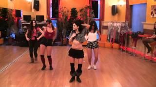 Hip Hop Dans Dersi Burcu Gidenoglu