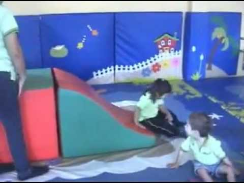 Watch video Estimulación temprana en niños con síndrome de Down