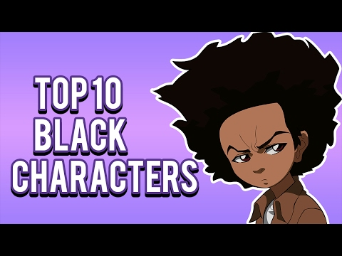 Top 10 Black Cartoon Characters - MarsReviews