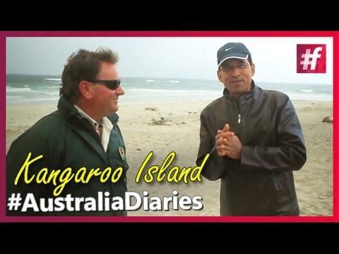 Harsha Bhogle - Kangaroo Island