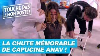 Video La chute mémorable de Capucine Anav dans TPMP ! MP3, 3GP, MP4, WEBM, AVI, FLV Juli 2017