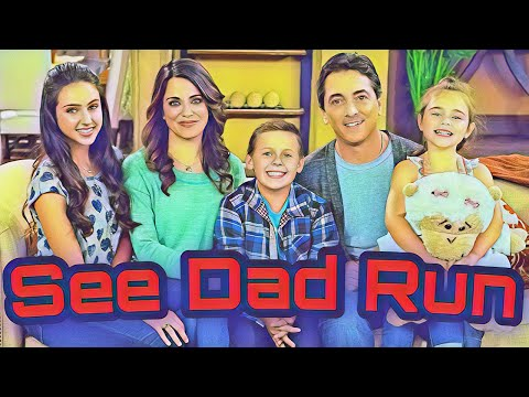 See Dad Run, Real Name and Age(Series with Nickelodeon)