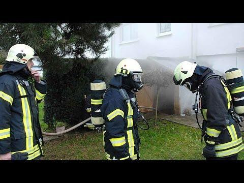 Korbach: Mann bei Kellerbrand verletzt