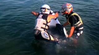 8. Kawasaki sx-r 1100 start