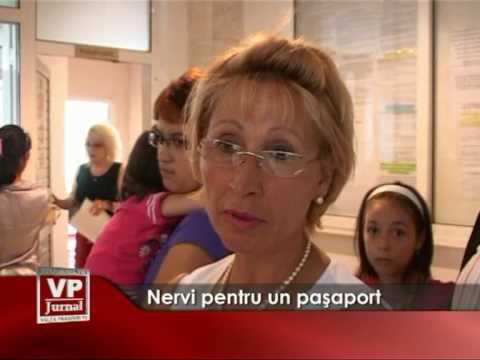 Nervi pentru un pasaport