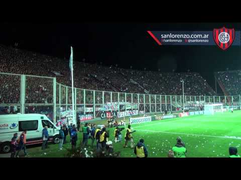 San Lorenzo 5-0 Bolivar A la cancha voy a ver al Ciclón... - La Gloriosa Butteler - San Lorenzo - Argentina - América del Sur