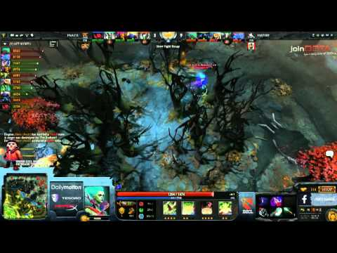 Empire vs Fnatic - Dota 2 Champions League - G1