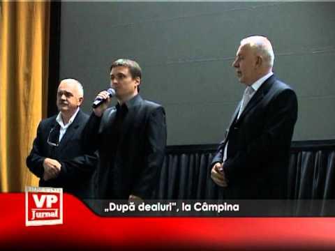 """""""După dealuri"""", la Câmpina"""