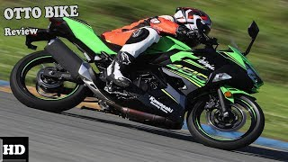 5. Otto Bike l 2018 Kawasaki Ninja 400 Engine and Price Review