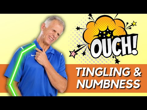 Top 3 Causes of Tingling & Numbness in Your Arm or Hand-Paresthesia