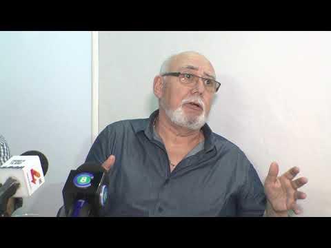 Julián Rodríguez, se refirió en conferencia de prensa de la lista 71 al Ministro del Interior.