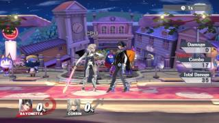 New Bayonetta tech from ESAM