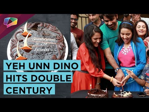 Yeh Unn Dino Ki Baat Hai Completes 200 Episodes  