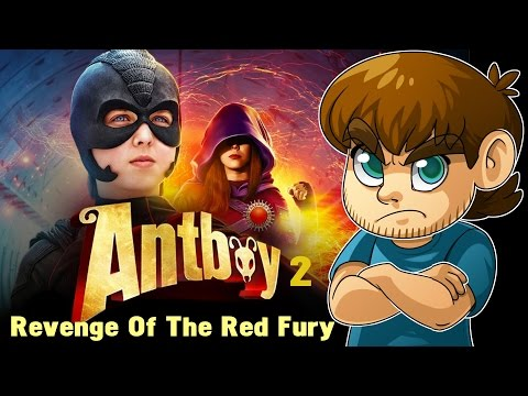 What The Flix!? - Antboy 2: Revenge Of The Red Fury