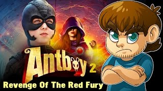 What The Flix     Antboy 2  Revenge Of The Red Fury