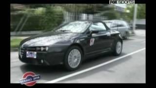 ATM En Pinamar 2010 - 2 De 4 + Test Alfa   Romeo Spider 1ra Parte