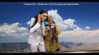 Bang Bang en la alfombra de los AMA´s - Jessie J Ellen DeGeneres y Sandra (Subtitulado en español)