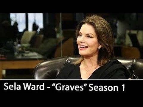 Sela Ward talks Graves Season 1 TV Series on EPIX | Interview October 2016