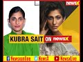 Kubbra Sait Says Playing A Hermaphrodite Was Empowering, as India awaits Section 377 verdict - Video