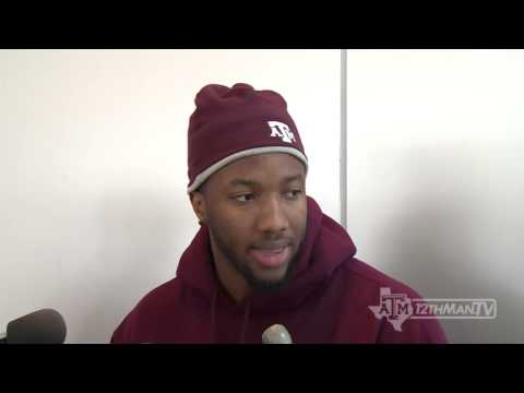 Cedric Ogbuehi Interview 11/12/2013 video.