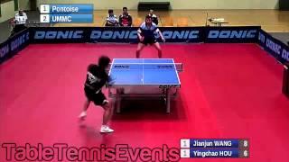 Nonton Hou Yingchao Vs Wang Jian Jun  Match 4  Champions League 2012 2013  Film Subtitle Indonesia Streaming Movie Download