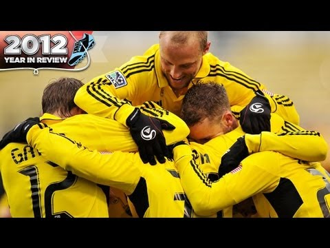 All the Columbus Crew 2012 Goals