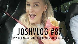 JOSHVLOG #87   SUPER ZENUWACHTIG VOOR MIJN EVENT Video