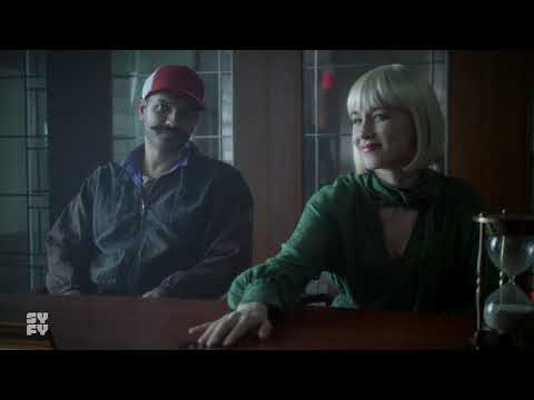 THE MAGICIANS   Season 4, Episode 3: Kady & Penny's Dewey Heist