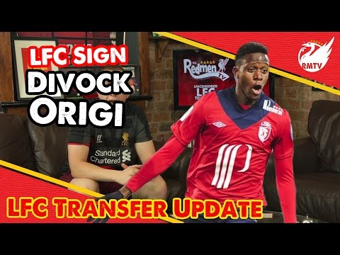 update - The Mighty Reds have added another major target, Belgian teenager Divock Origi. The highly sought after Belgian is reported to have signed in a £10 million deal from Lille. The Redmen TV...