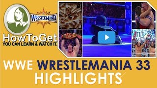 Nonton Wwe Wrestlemania 33   02 April  2017 Hdtv Highlights Film Subtitle Indonesia Streaming Movie Download