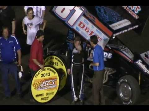 Lucas Oil ASCS 2013