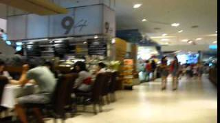 Walk Through Paragon Mall Shops, Restaurants And Food Court - Phil In Bangkok