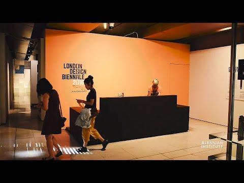 Albanian Pavilion at London Design Biennale 2016