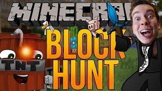 PROPS FIGHT BACK! Mineplex Block Hunt!