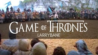 The Larrybane Quarry beside the Carrick a Rede Rope Bridge has been used for 2 separate shoots for the epic TV show - Game...