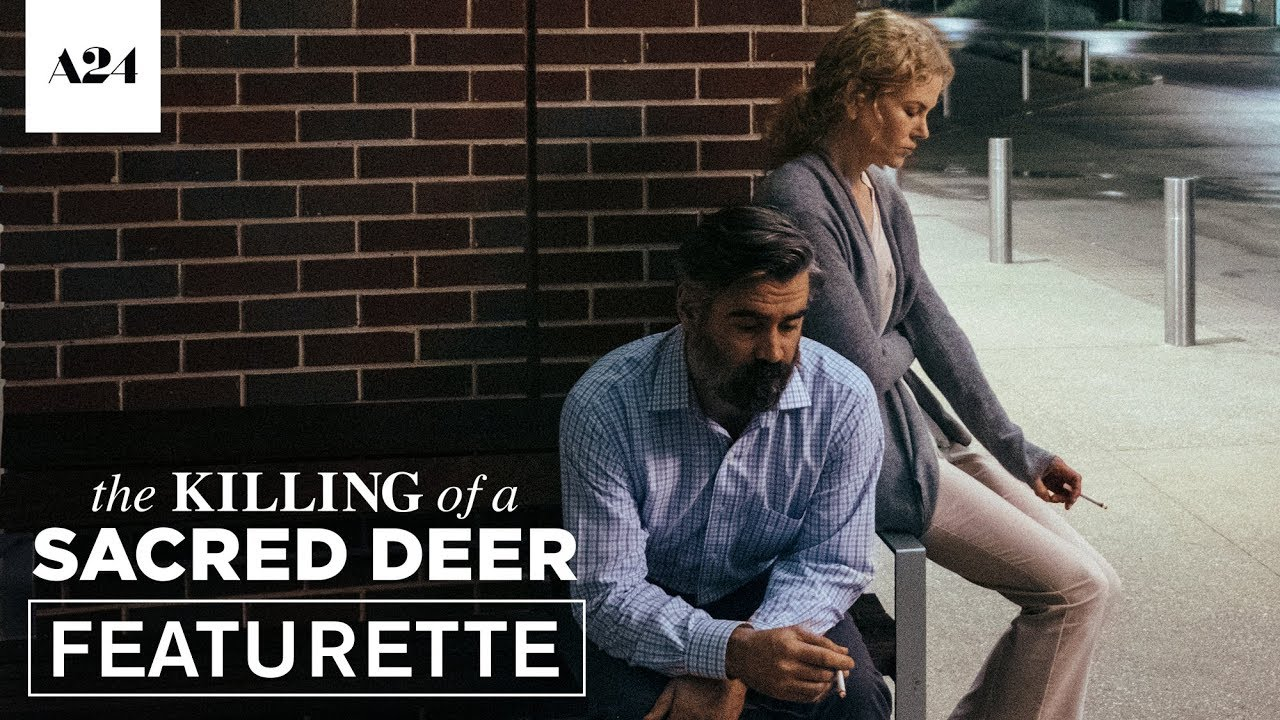 Nicole Kidman & Colin Farrell in Yorgos Lanthimos' Psychological Thriller 'The Killing of a Sacred Deer' (Featurette)