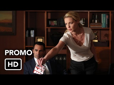 "State of Affairs 1x09 Promo ""Cry Havoc"" (HD)"